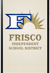 Did You Know Frisco ISD has a Mobile App?