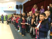 Boone Bears recognized for citizenship