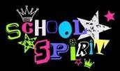 Wednesday Spirit Days