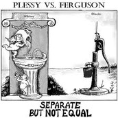 Plessy v. Fergunson discrimination