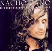Primer disc de Nacho en solitari a l'any 1994.