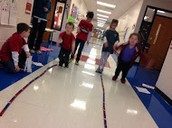 PES - First Grade Measurement Olympics