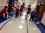 PES - First Grade Measurement Olympics
