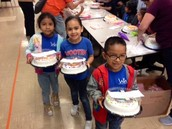 HEB Mother's Day Cake Decorating