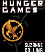 """Hunger Games"" the first book"