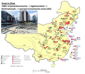 Speciale Economische Zones China