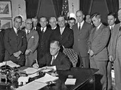 Does this program fall under Relief, Recovery, or Reform, program of Roosevelt's New Deal?