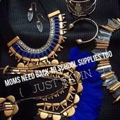 Moms need School Supplies too