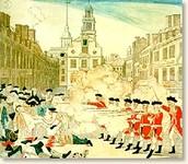 The Boston Massacare and the Boston Tea party