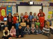 Mrs. Henry's Class