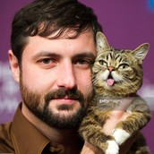 Lil Bub's owner, Mike Bridavsky says,
