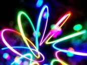 Bring Glow Sticks.