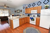 Fully Applianced Spacious Kitchen