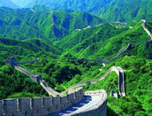 #5: The Great Wall - Qin Dynasty