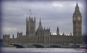 This is a picture of Big Ben in London, the capital of Britain