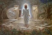 Jesús resucita a los tres días