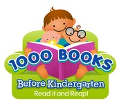 What is 1,000 Book Kids Kickoff Night?