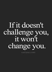 8 Week Challenge - It's on!!