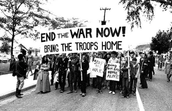 War protest