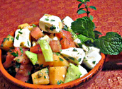 Greek Fruit Salad