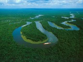 How to obtain clean drinking water in amazon river?