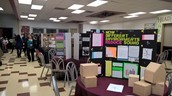 the first (ever?) SOM Science Fair!