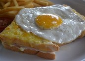 Egg and Grilled Cheese with Fries??