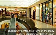 Qurum city centre mall