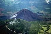 Santa Ana Volcano