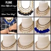 Plume Originally $138 NOW $70