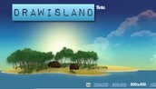 Draw Island