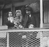 How did being immigrants in 1917 affect my great grandparents life?
