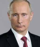 Russia's leader