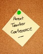 3/18 Parent/Guardian-Teacher Conferences