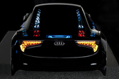 Audi OLED auto