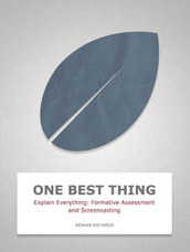 Explain Everything: Formative Assessment and Screencasting