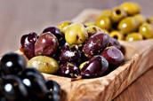 Spiced Olives