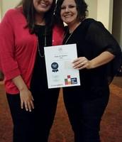 Wrangler Pride for our PTA Soooooo Many Awards!