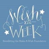 Student Council Participates in Wish Week