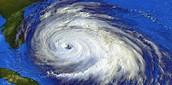 What causes hurricanes to form?