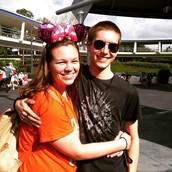 Disney, Spring Break 2015
