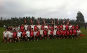 Mackay Gana Bilateral de Rugby en Concepción
