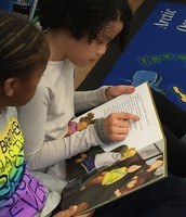 Buddy Reading - Joiann's Class with