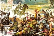 Moors invade