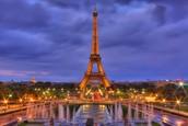 Bonjour Paris!!!! Notre premier journal en francais