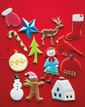 Sugar Cookie Cut-outs -Martha Stewart