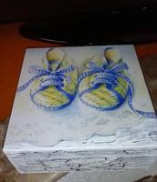 darilna škatla za dojenčka