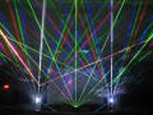 Laser Light Show Fundraiser