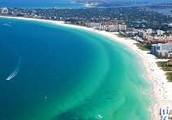 Go to Siesta Key, FL