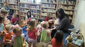 Interactive Storytime with author Joy House